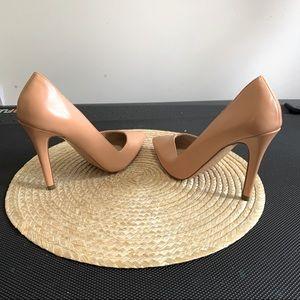 Zara Classy Pointy Toe Pump Heels EU 38